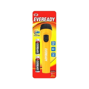 EVEREADY EV2AA1 LED WITH 2AA BATTERIES ASSORTED COLOUR