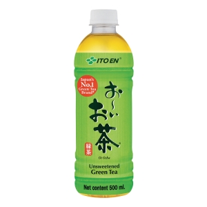 ITO EN OI OCHA GREEN TEA BOTTLE 500 MILLILITRES
