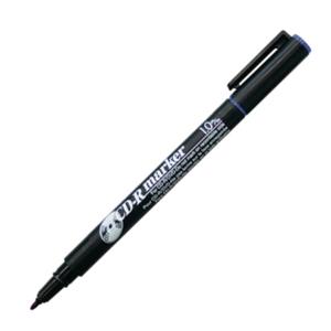 ARTLINE ปากกาเขียนแผ่นซีดี รุ่น EK-884 หัว 1.0มม. สีน้ำเงิน