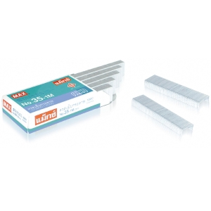 MAX 35-1M (26/6) STAPLES - BOX OF 1000