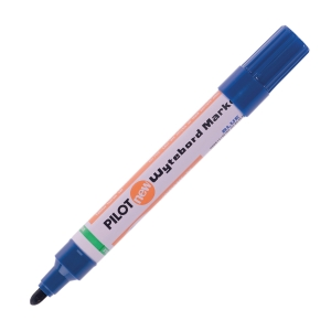 PILOT ปากกาไวท์บอร์ด WBMK-M หัวกลม 2.5มม. น้ำเงิน