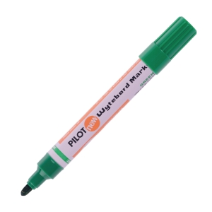 PILOT ปากกาไวท์บอร์ด WBMA-M หัวกลม 2.5มม. เขียว