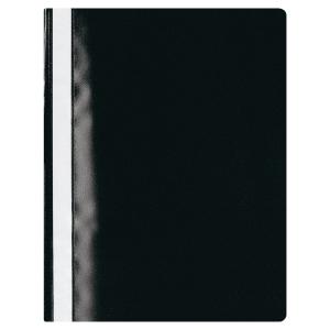 ลีเรคโก บัดเจ็ท แฟ้มเจาะพลาสติก A4 130-180 ไมครอน ดำ