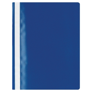 LYRECO BUDGET PROJECT FILE A4 25 SHEET CAPACITY BLUE