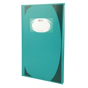ELEPHANT HC-104 HARD COVER NOTEBOOK 210MM X 320MM 70G 100 SHEETS GREEN