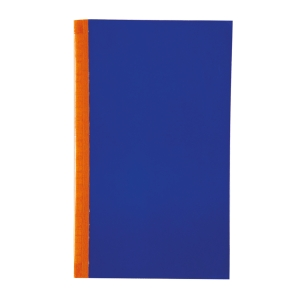 2/60 HARD COVER NOTEBOOK RULED 190MM X 310MM 55G 60 SHEETS