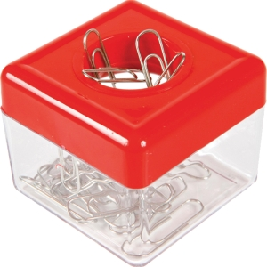 SDI 1304 PAPER CLIP HOLDER ASSORTED COLOURS