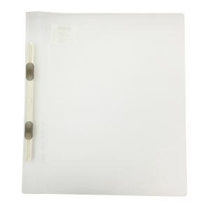 XING แฟ้มเจาะพลาสติก1054A4 400 ไมครอน ขาว