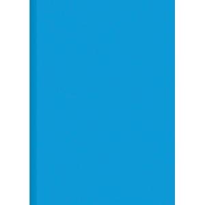 ORCA PLASTIC FOLDERS PP A4 BLUE - PACK OF 12