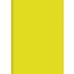 ORCA PLASTIC FOLDERS PP A4 YELLOW - PACK OF 12