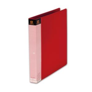 ตราช้าง แฟ้มห่วง2 ห่วง 420 A4 สัน 1 นิ้วสีแดง
