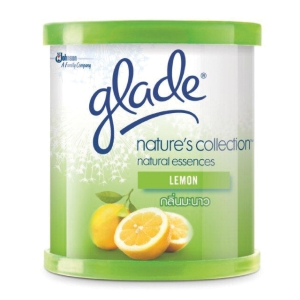 GLADE GEL AIR REFRESHER NATURE COLLECTION LEMON 70 GRAMS
