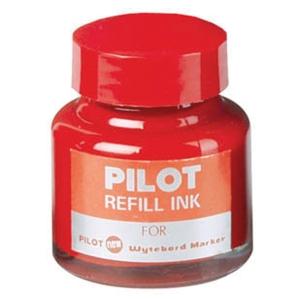 PILOT หมึกเติมปากกาไวท์บอร์ด 30มล. แดง