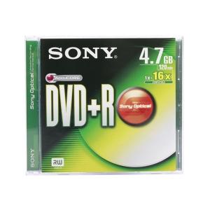 SONY แผ่น DVD+R 120 นาที 4.7 GB ความเร็ว 16X