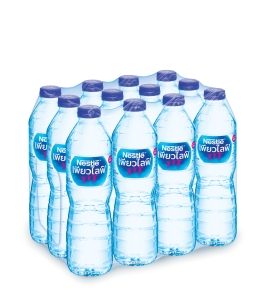 NESTLE DRINKING WATER PURE LIFE 0.6 LITRES PACK OF 12