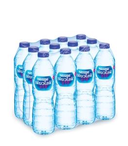 NESTLE น้ำดื่มเนสท์เล่เพียวไลฟ์0.6 ลิตรแพ็ค 12 ขวด