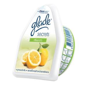 GLADE SECRET AMBIENT PERFUME LEMON 50 GRAMS