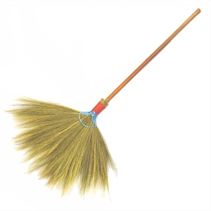GRASS BROOM 60 CENTIMETRES