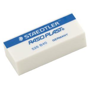 STAEDTLER ยางลบดินสอ RASOPLAST 526B40 16X32มม.