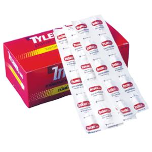 TYLENOL ยาพาราเซตามอล 500มิลลิกรัม 200 เม็ด