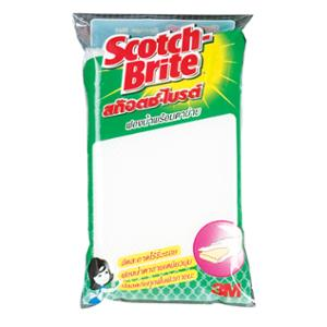 SCOTCH-BRITE SPONGE NET 3.25X5.25 INCHES