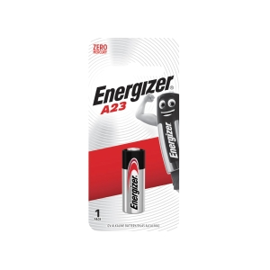 ENERGIZER A23 BATTERY 12V MINIATURE ALKALINE