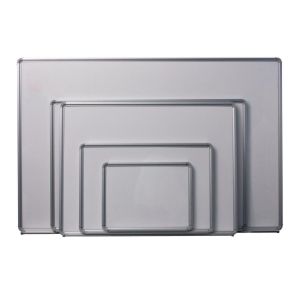 APEX NON MAGNETIC WHITEBOARD 120 X 240CM