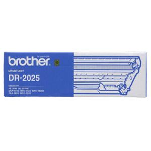 BROTHER DR-2025 ORIGINAL LASER CARTRIDGE BLACK