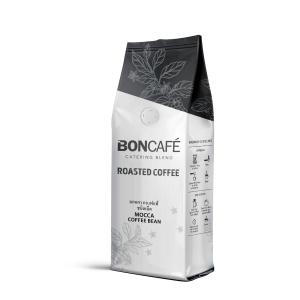 BONCAFE เมล็ดกาแฟ มอคค่าแคทเทอริ่ง 250 กรัม