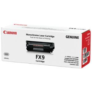 CANON FX-9 ORIGINAL TONER CARTRIDGE BLACK