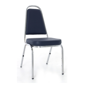 APEX APW-001 PARTY CHAIR PVC DARK BLUE