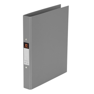 ELEPHANT 221 2-O-RING BINDER FOLDER A4 1   GREY