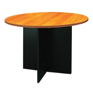 ACURA RTC100 ROUND TABLE CHERRY/BLACK