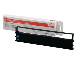 OKI ML1190 ORIGINAL PRINTER RIBBON BLACK