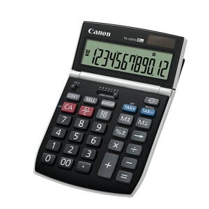 CANON TS-120TS DESKTOP CALCULATOR 12DIGITS