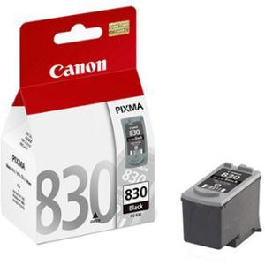 CANON ตลับหมึกอิงค์เจ็ท รุ่น PG-830 สีดำ