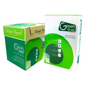 GREEN READ COPY PAPER A4 80G - WHITE - REAM OF 50 SHEETS