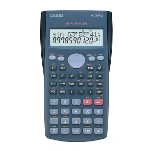 CASIO FX-350MS SCIENTIFIC CALCULATOR 10+2 DIGITS