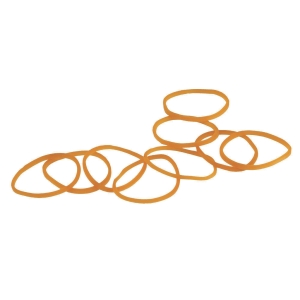 LYRECO RUBBER BANDS 25-30MM X 1.5MM - BOX OF 500G