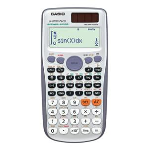 CASIO FX-991ES PLUS SCIENTIFIC DUAL POWER CALCULATOR