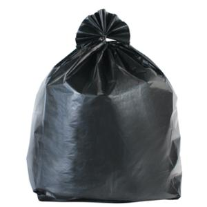 WASTE BAG 28X36   BLACK 1 KILOGRAM