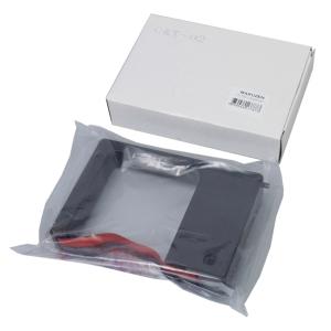 NIDEKA ผ้าหมึกเครื่องตอกบัตร รุ่น CRT 02 สีดำ/แดง