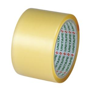 UNITAPE OPP PACKAGING TAPE SIZE 2.5 INCH X 45 YARDS CORE 3 INCH CLEAR