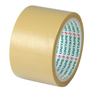 UNITAPE OPP PACKAGING TAPE SIZE 2.5 INCH X 45 YARDS CORE 3 INCH BROWN