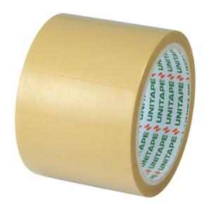 UNITAPE OPP PACKAGING TAPE SIZE 3 INCH X 45 YARDS CORE 3 INCH BROWN