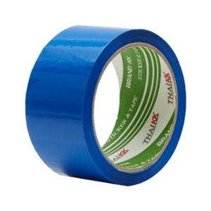 THAI KK OPP PACKAGING TAPE ACRYLIC ADHESIVE SIZE 2  X 50 YARDS CORE 3  BLUE
