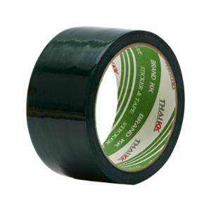 THAI KK OPP PACKAGING TAPE ACRYLIC ADHESIVE SIZE 2  X 50 YARDS CORE 3  GREEN