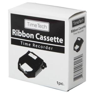 TIMETECH KL RIBBON BLACK/RED