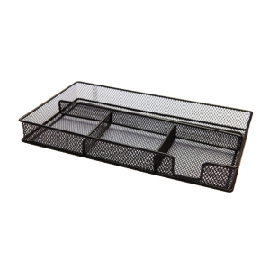ORCA H-8017 DESK TRAY STEEL BLACK