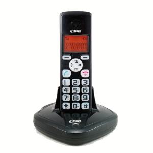 REACH โทรศัพท์ไร้สายพกพา รุ่น CL-3353IDM สีดำ